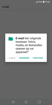 LG V30 (LG-H930) - E-mail - 032c. Email wizard - Outlook - Stap 15