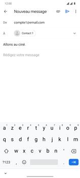 OnePlus 7T - E-mails - Envoyer un e-mail - Étape 8