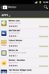 Samsung Galaxy Xcover - Apps - Herunterladen - 12 / 22