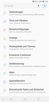 Samsung Galaxy J4+ - WLAN - Manuelle Konfiguration - 4 / 10