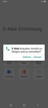 Samsung Galaxy A80 - E-Mail - Konto einrichten (outlook) - Schritt 10
