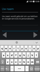 Huawei Ascend G630 - apps - account instellen - stap 5