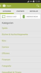 Samsung A300FU Galaxy A3 - Apps - Herunterladen - Schritt 6