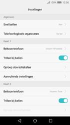 Huawei Y6 (2017) - Voicemail - handmatig instellen - Stap 7