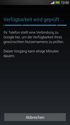 HTC One - Apps - Einrichten des App Stores - Schritt 7