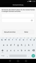 Huawei P8 - E-Mail - Konto einrichten - Schritt 7