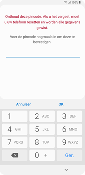 Samsung galaxy-note-9-sm-n960f-android-pie - Instellingen aanpassen - Nieuw toestel instellen - Stap 23
