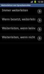 Samsung I8160 Galaxy Ace 2 - Anrufe - Rufumleitungen setzen und löschen - Schritt 7