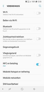 Samsung Galaxy A8 (2018) - bluetooth - aanzetten - stap 5