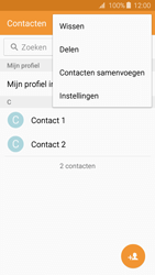 Samsung Galaxy J3 (SM-J320FN) - Contacten en data - Contacten kopiëren van toestel naar SIM - Stap 5