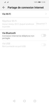 Huawei Y5 (2019) - Internet - comment configurer un point d'accès mobile - Étape 5