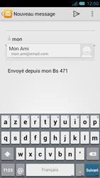 Bouygues Telecom Bs 471 - E-mails - Envoyer un e-mail - Étape 6