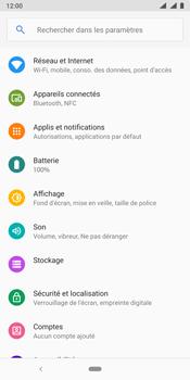 Nokia 9 - Internet - Désactiver les données mobiles - Étape 4