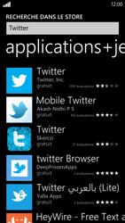 HTC Windows Phone 8X - Applications - Configuration de votre store d