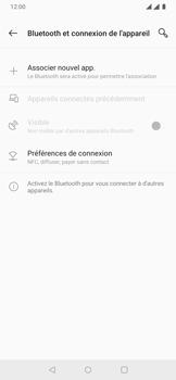 OnePlus 7 - Internet et connexion - Connexion avec un équipement multimédia via Bluetooth - Étape 6