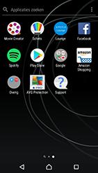 Sony Xperia XZ Premium - E-mail - handmatig instellen (gmail) - Stap 3