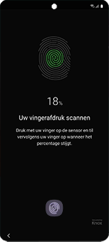 Samsung galaxy-a51-sm-a515f - Instellingen aanpassen - Nieuw toestel instellen - Stap 26