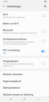 Samsung galaxy-note-8-sm-n950f-android-pie - Bluetooth - Aanzetten - Stap 4