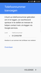 Samsung Galaxy S7 edge (SM-G935F) - Applicaties - Account aanmaken - Stap 14