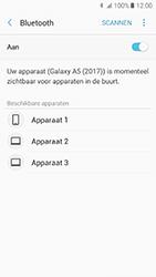 Samsung Galaxy A5 (2017) - Android Marshmallow - bluetooth - aanzetten - stap 7