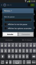 Samsung I9195 Galaxy S IV Mini LTE - Wifi - configuration manuelle - Étape 6