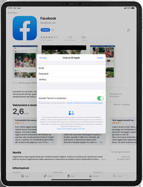 Apple iPad Pro 10.5 (1st gen) - iPadOS 13 - Applicazioni - Configurazione del negozio applicazioni - Fase 11