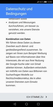 Huawei Mate 10 Lite - Apps - Konto anlegen und einrichten - 14 / 19