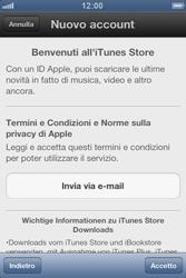 Apple iPhone 3GS - Applicazioni - Configurazione del negozio applicazioni - Fase 6
