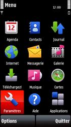 Nokia 5800 Xpress Music - Messagerie vocale - configuration manuelle - Étape 4