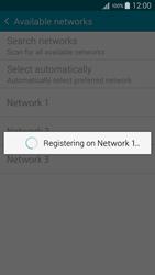 Samsung A500FU Galaxy A5 - Network - Manually select a network - Step 9