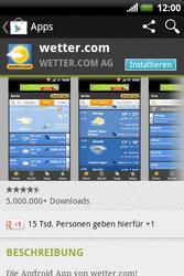 HTC A310e Explorer - Apps - Herunterladen - Schritt 13