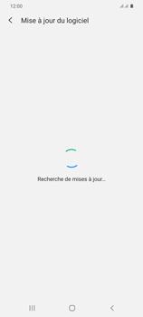 Samsung Galaxy S20+ - Aller plus loin - Mettre à jour le logiciel interne de votre mobile - Étape 7