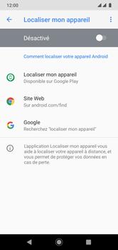 Xiaomi Mi A2 Lite - Appareil - configurer Localiser mon appareil - Étape 6