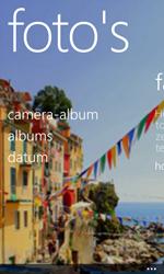 Nokia Lumia 925 - contacten, foto