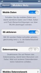 Apple iPhone 5 - MMS - manuelle Konfiguration - Schritt 6