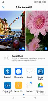 Huawei P20 lite - Photos, vidéos, musique - Envoyer une photo via Bluetooth - Étape 7