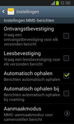 Samsung I9105P Galaxy S II Plus - MMS - probleem met ontvangen - Stap 7