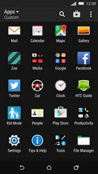 HTC One M8s - Internet - Manual configuration - Step 18