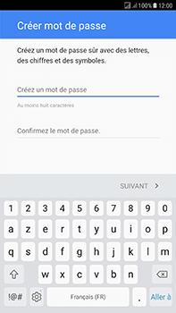 Samsung Galaxy J7 (2017) - Applications - Créer un compte - Étape 12