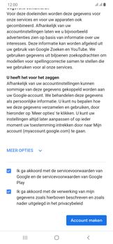 Samsung Galaxy A30 - apps - account instellen - stap 17