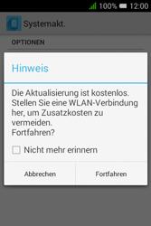 Alcatel Pixi 3 (3.5) - Software - Installieren von Software-Updates - Schritt 7
