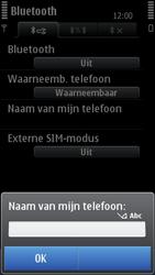Nokia C7-00 - bluetooth - aanzetten - stap 6