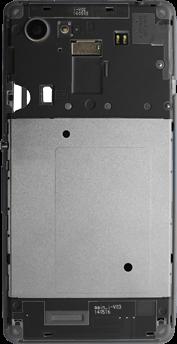 Sony D2203 Xperia E3 - SIM-Karte - Einlegen - Schritt 4