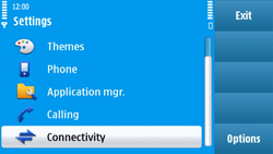 Nokia N97 - Internet - Manual configuration - Step 4