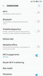 Samsung Galaxy S6 - Android Nougat - Internet e roaming dati - Configurazione manuale - Fase 7