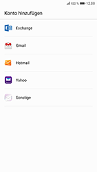 Huawei Honor 9 - E-Mail - Konto einrichten (yahoo) - Schritt 5