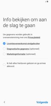 Samsung galaxy-note-8-sm-n950f-android-pie - Instellingen aanpassen - Nieuw toestel instellen - Stap 6