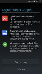 Samsung A300FU Galaxy A3 - Applicaties - Account aanmaken - Stap 19