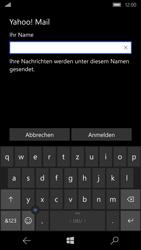 Microsoft Lumia 950 - E-Mail - Konto einrichten (yahoo) - 1 / 1