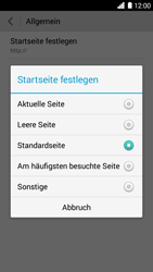 Huawei Ascend G6 - Internet - Manuelle Konfiguration - 26 / 28